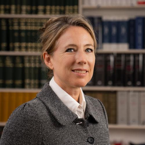 Rechtsanwältin